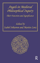 Angels in Medieval Philosophical Inquiry Pdf/ePub eBook