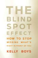 The Blind Spot Effect ebook