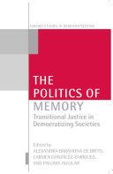 The Politics of Memory