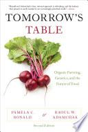 """Tomorrow's Table: Organic Farming, Genetics, and the Future of Food"" by Pamela C. Ronald, Raoul W. Adamchak"