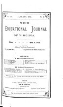 The Educational Journal of Virginia