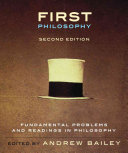 First Philosophy - Second Edition