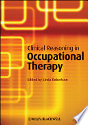 Clinical Reasoning In Occupational Therapy Book PDF