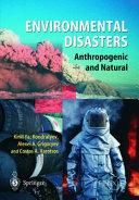 Environmental Disasters Book PDF