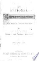 The national encyclopædia. Libr. ed