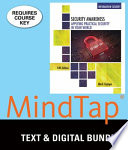 Security Awareness + Lms Integrated for Mindtap Information Security, 1 Term - 6 Months Access Card  : Applying Practical Security in Your World