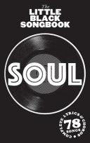 The Little Black Songbook: Soul Pdf