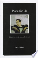 Place for Us Book