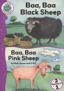 Baa  Baa Black Sheep   Baa  Baa Pink Sheep Book PDF