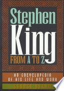 Stephen King from A to Z