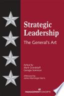 Strategic Leadership Book