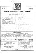 The International Steam Engineer