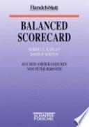 Balanced scorecard  : Strategien erfolgreich umsetzen