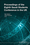 Proceedings of the Eighth Saudi Students - UK Conference