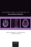 Oxford Case Histories in Neurosurgery Pdf/ePub eBook