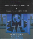 International Monetary and Financial Economics Book