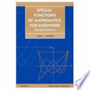 Special Functions of Mathematics for Engineers by Larry C. Andrews PDF