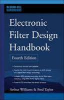 Electronic Filter Design Handbook Fourth Edition Book PDF