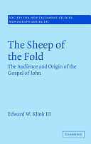 Pdf The Sheep of the Fold