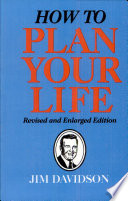 How to Plan Your Life Book