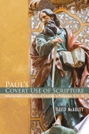 Paul S Covert Use Of Scripture