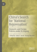 China   s Search for    National Rejuvenation