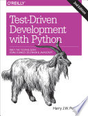 Test Driven Development with Python Book