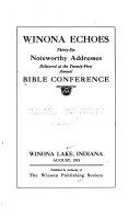 Winona Echoes