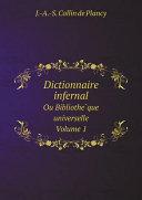 Pdf Dictionnaire infernal Telecharger