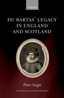 Du Bartas  Legacy in England and Scotland