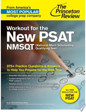 Download Workout for the New PSAT/NMSQT Free PDF Books - Free PDF