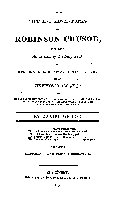 Pdf The Life and Adventures of Robinson Crusoe; Including an Account of His Shipwreck, and Residence for Twenty-nine Years on an Unknown Island