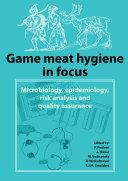 Game Meat Hygiene in Focus