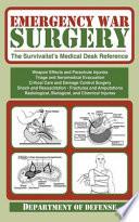 Emergency War Surgery Book PDF