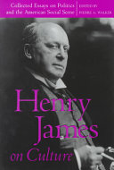 Henry James on Culture