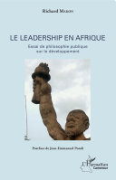 Le leadership en Afrique [Pdf/ePub] eBook