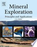 Mineral Exploration Book
