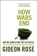 How Wars End