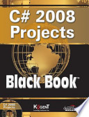 C# 2008 Projects, Black Book (With Cd)
