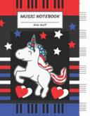 Pdf Music Notebook Wide Staff