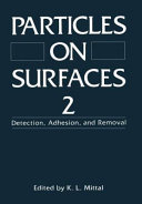 Particles on Surfaces