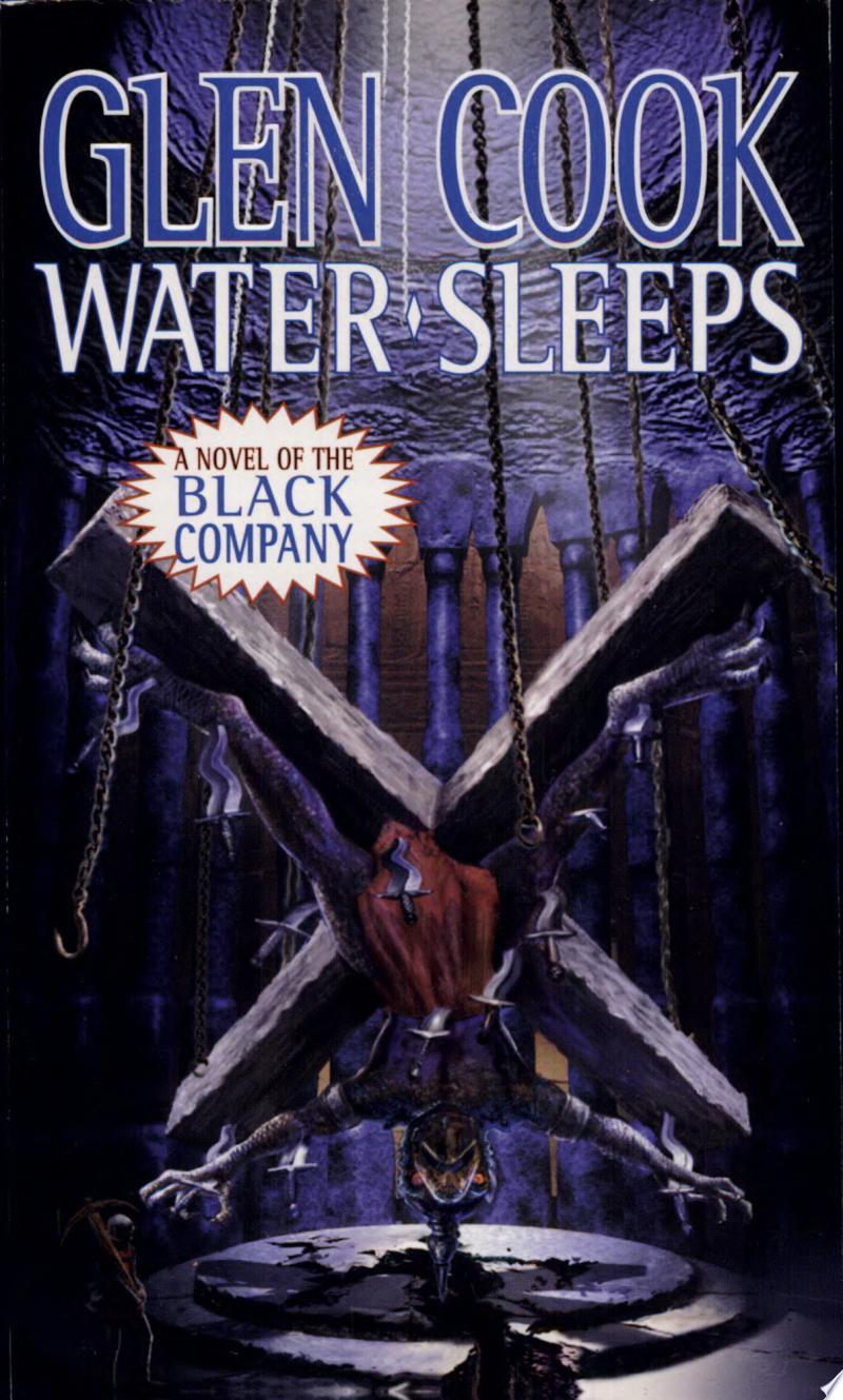 Water Sleeps banner backdrop