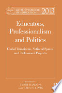 Educators Professionalism And Politics
