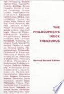 The Philosopher's Index Thesaurus