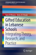 Gifted Education in Lebanese Schools