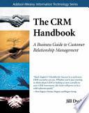 The CRM Handbook Pdf/ePub eBook