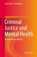 Criminal Justice and Mental Health Pdf