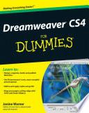 Dreamweaver Cs4 For Dummies