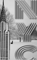 Central Park Iconic Chrysler Building New York City Sir Michael Huhn Artist Drawing Journal