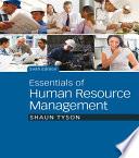 Human Resource Management [Pdf/ePub] eBook
